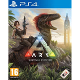 Ark Survival Evolved Ps4 Fisico Nuevo!!!