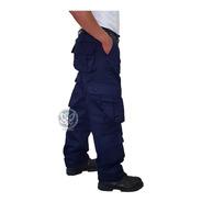 Pantalon Comando 8 Bolsas De Cargo Tacti + Mochila De Regalo
