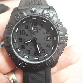 54a46b249fc Relogio Luminox Seals - Relógio Masculino no Mercado Livre Brasil
