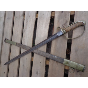 Antiga Espada Revolução Farroupilha Gaúcha Relíquia Coleção