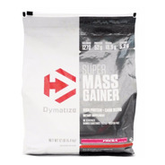 Proteina Dymatize Super Mass Gainer 12 Lbs Todos Los Sabores