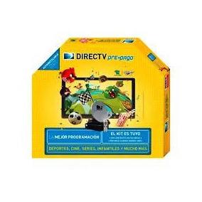 Directv. Kit Antena Autoinstalable 076 Ideal Costa Atlantica