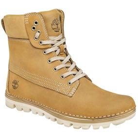 8cf876d6045cb Timberland Color Primario Amarillo - Zapatos en Mercado Libre México