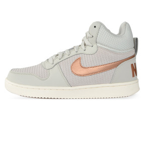 Botitas Nike Nsw Court Borough Mid Premium Mujer