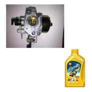 Carburador Para Motor 4 Tiempos Eje Horizontal Sensei M90