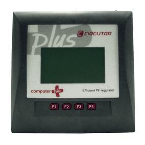 Regulador Energía Reactiva Circutor 8 Pasos 480v