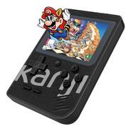 Consola De Mano Kanji Boy Pocket Retro 400 Juegos Portatil