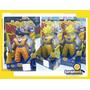 Dragon Ball Z Figura De Goku Super Sayajin