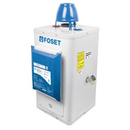 Calentador De Agua De Paso, 6 L, Encendido Elect,  Gas Lp,
