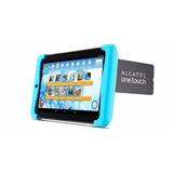 La Plata! Tablet 7 Alcatel Pixi Niños Juegos Wifi 8g + Funda