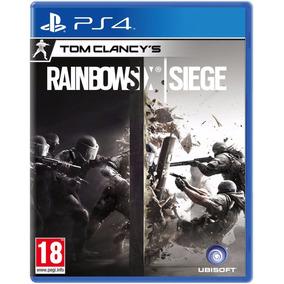Tom Clancys Rainbow Six Siege Ps4 Psn Portuguès