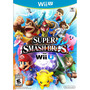 Nuevo Original Y Sellado Super Smash Bros Nintndo Wii U