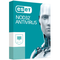 Eset® Nod32 Antivirus 2017 3pc 2 Años