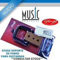 Stagg Soporte Para Guitarra - Bm Music Boulogne -