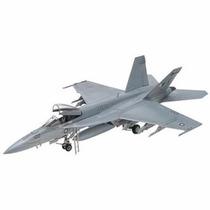 Revell F-18e Super Hornet - 1/48 Eua Miniatura Rev855850