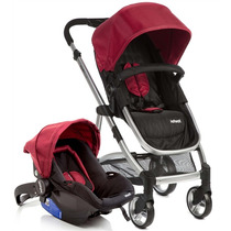 Travel System Epic Light Duo Cherry Infanti