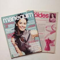 Revista Manequim Bianca Rinaldi Ano 2005 N°543