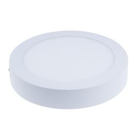 Paquete De 10 Lamparas Sobreponer Led 18w Luminaria Plafón