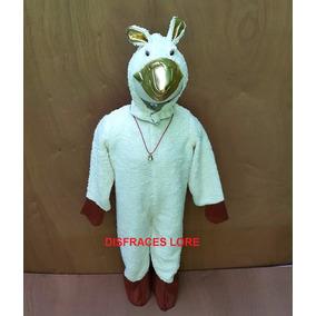 Disfraz De Borrego Borreguito Disfraces Vestuarios Niños
