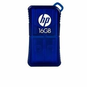 Pendrive Mini Hp 16gb V165w 100% Original ¡¡¡super Oferta!!!
