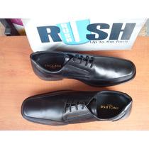 Zapato Inglese De Vestir Para Caballero Talla 44 Negro