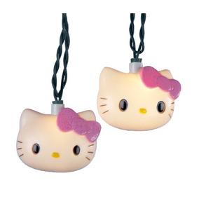 Luces Hello Kitty Árbol Navidad Navideño Envio Gratis