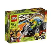 Juego Lego Power Blaster Mineros Fuego