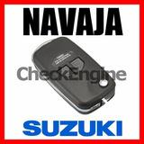 Llave Navaja Control Remoto Telemando Suzuki Swift 2 Botones