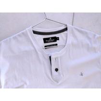 Camiseta Brooksfield Original - Branca