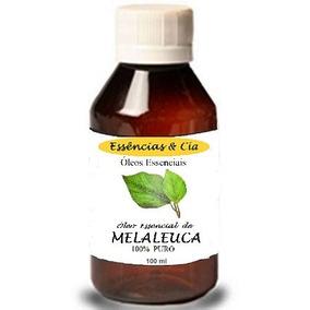 Óleo Essencial De Melaleuca Tea Tree 100ml