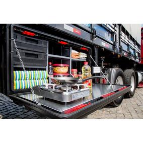 Caixa Cozinha Para Caminhão - Modulada Maxiclima
