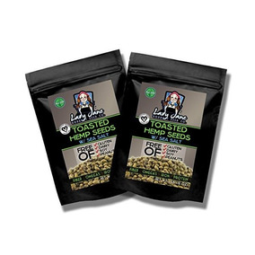 Lady Jane Gourmet Seed Co Orgánico Total Cáñamo Semillas Tos
