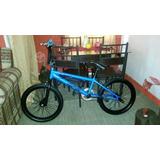 Bici Bicicleta Bmx Como Nueva Usada