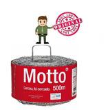 Arame Farpado Motto 500 Metros Promoção