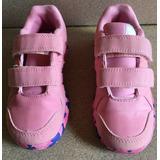 Zapatillas Niña Adidas Originales Edición Peppa Pig Rosadas