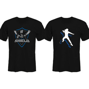 Remeras Wwe Roman Reigns Shield Los Ultimos Modelos!