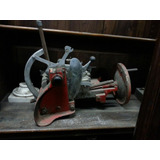 Maquina Antigua De Cortar Fiambre