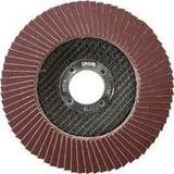 Disco Flap Para Metales Madera 115 Mm. Grano 40 60 80 120