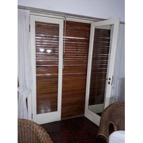 Persianas para ventanas exterior aberturas en mercado for Ventanas de madera mercadolibre argentina
