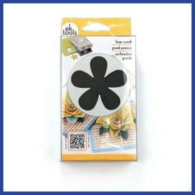 Perforadora Forma Retro Flor Ek Tools * Envío Gratis