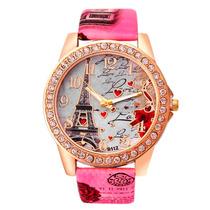 Relógio De Luxo Feminino Importado Barato Pronta Entrega