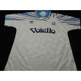 Camisa Napoli Away 1991 Tam. P