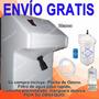 Planta Ozono Sani Salud Filtro Agua Cartucho Envío Gratis