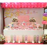 Mesa Dulce Temática Cumpleaños Infantiles Organización