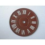Mostrador Relógio Cuco H Diâmetro 12cm