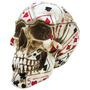 Poker Cráneo Stash Caja / Contenedor Naipes