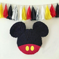 Piñata Mickey Y Minnie