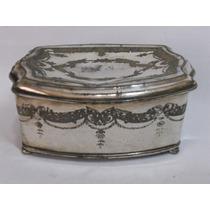 Cofre Alhajero Antiguo De Metal Wilcox Silverplate Co.