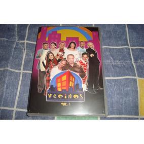Serie Tv Vecinos Volumen 1