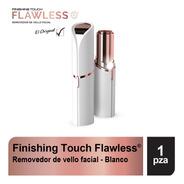 Depiladora Facial Baterías Blanco Flawless Finishing Touch